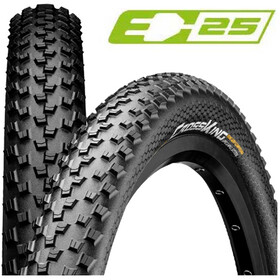 "Continental Cross King II Performance 2.2 Fietsband 27"" zwart"